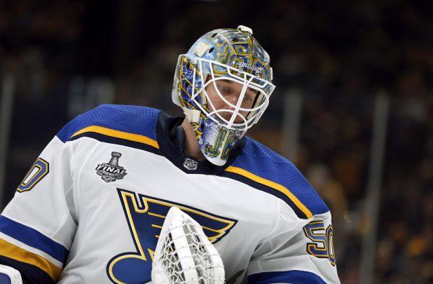 TRAIKOS: Blues goaltender Jordan Binnington the ultimate rags-to-riches story — Toronto Sun