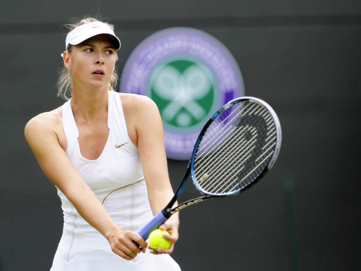 Sharapova withdraws from Rome with lingering shoulder injury — National Post