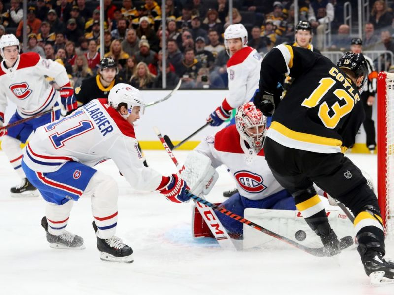 Liveblog replay: Pastrnak's hat trick leads Bruins in 4-1 win over Habs — Montreal Gazette
