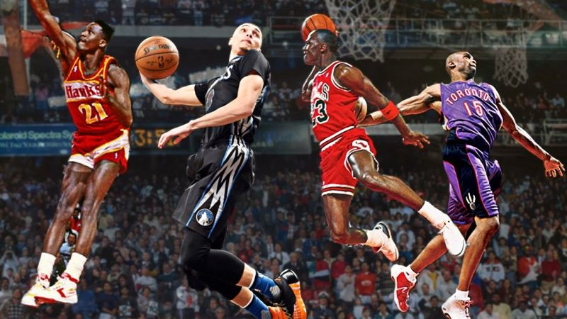 The Perfect NBA Skill Package – Part 4: Dunks and Layups —