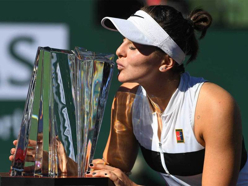 Tennis: Andreescu emerges as Canada's next great hope for Grand Slam glory — IMURNEWS