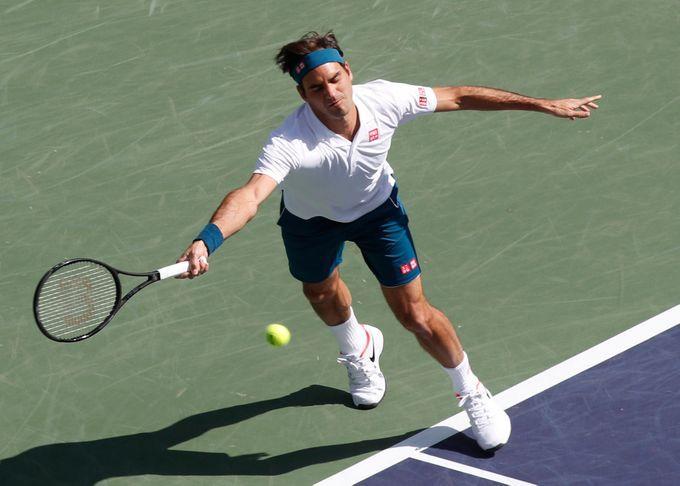 Federer: 2019 Indian Wells — Mcshow Blog