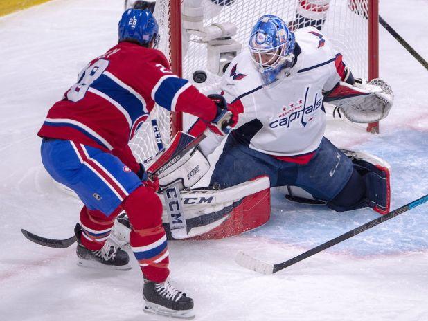 About last night … Caps win 5-4 in OT — Montreal Gazette