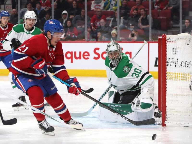 Canadiens relinquish 3-goal lead to lose 4-3 in OT to Stars — Montreal Gazette