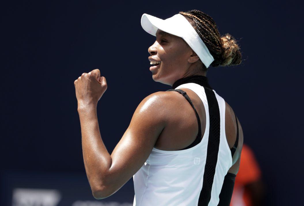 Venus Williams wins opening match at Miami Open — NBC Sports