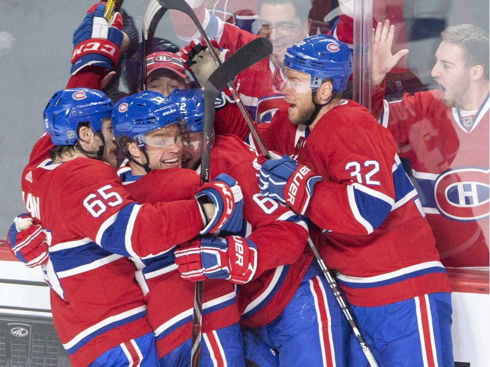 About last night … Canadiens win a HUGE one — Montreal Gazette