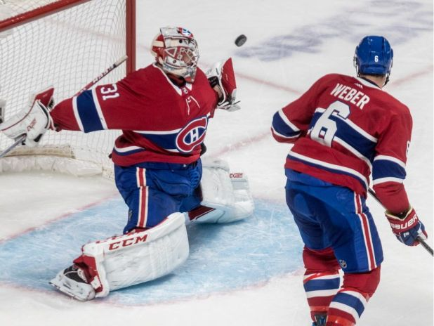 Shea Weber solid in his return, but Canadiens lose fifth straight game — Montreal Gazette