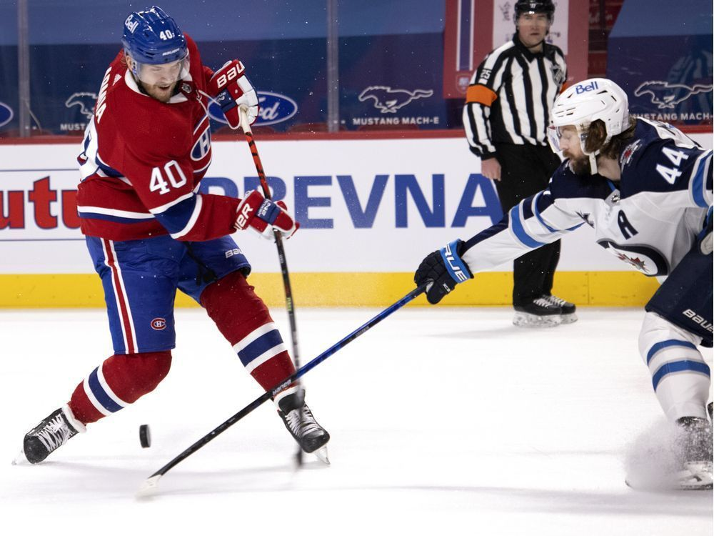 Liveblog replay: Habs rout Jets 7-1 on Saturday night — Montreal Gazette