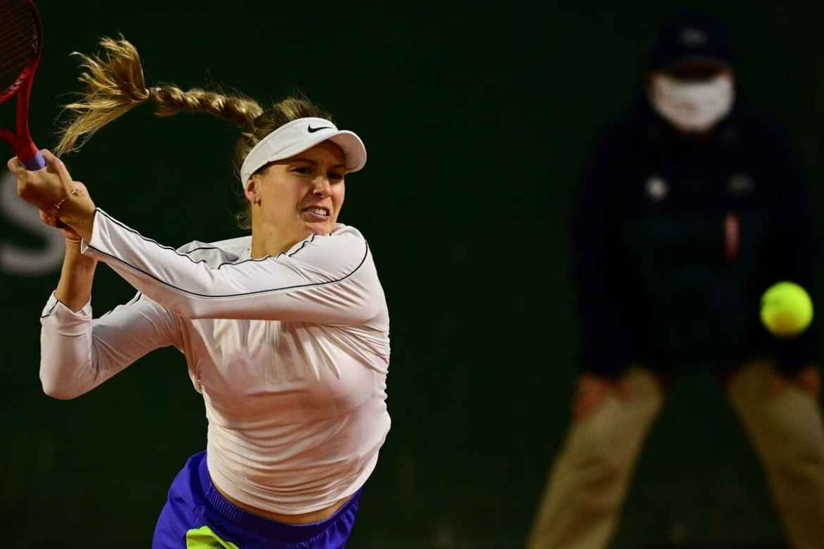 Eugenie Bouchard: from one final to another — Archyde