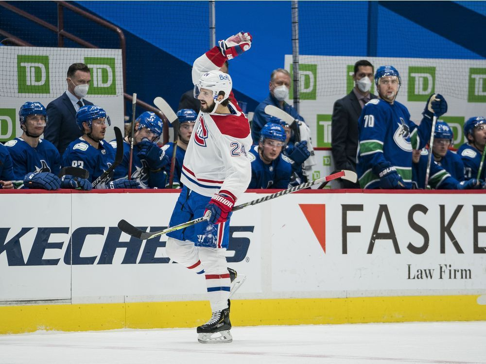 Liveblog replay: Habs lose 3-2 in overtime to the Canucks — Montreal Gazette