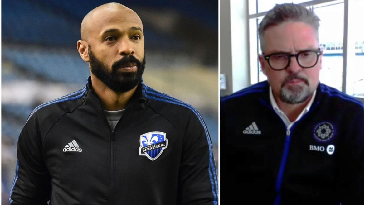 Thierry Henry steps down as CF Montreal coach, cites family reasons — Football4Cast