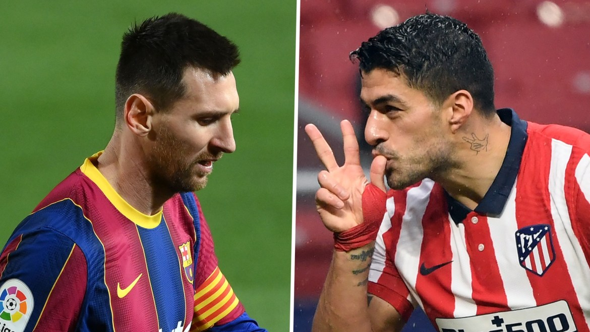Suarez: I love Barcelona, and I always communicate with Messi — Archyde