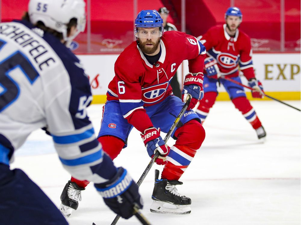 Liveblog replay: Habs defeat Jets 5-3 on Friday night — Montreal Gazette
