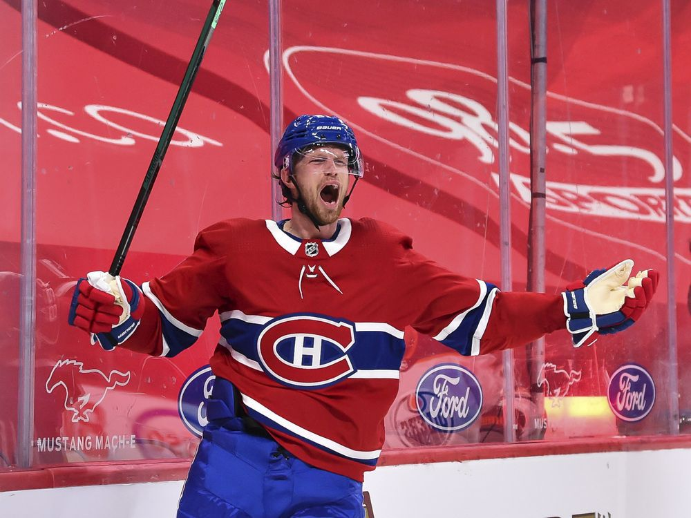 Canadiens defeat Oilers in OT, but lose Gallagher in the process — Montreal Gazette