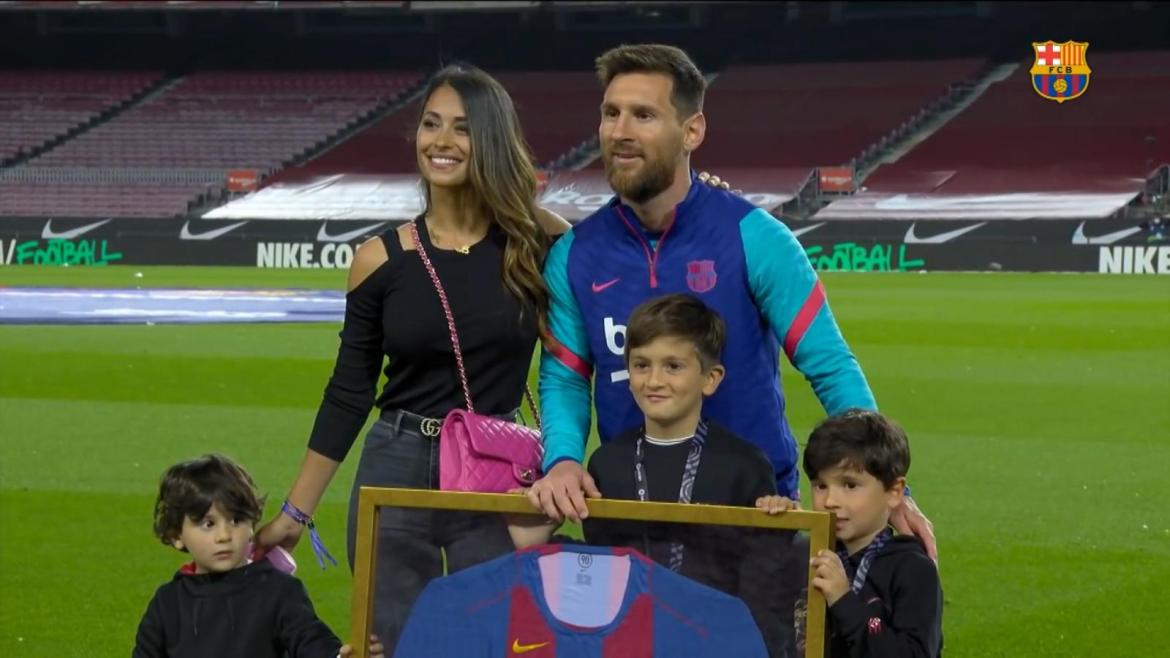 Lionel Messi, the record man of FC Barcelona |  Video — News Archy UK