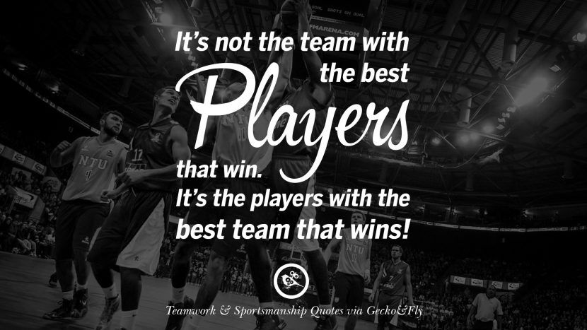The PLAYERS AND THE Best  TEAM !