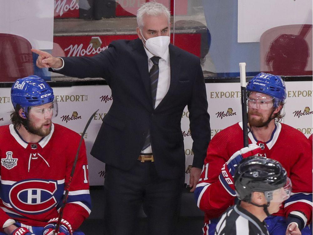 Interim no more: Canadiens coach Dominique Ducharme signs three-year extension — Montreal Gazette