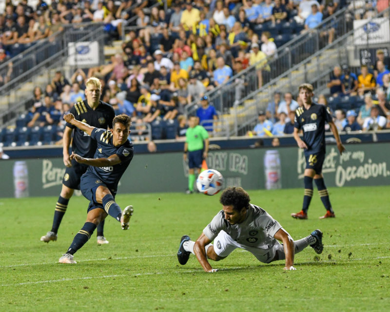 Match report: CF Montreal 2-2 Philadelphia Union — The Philly Soccer Page