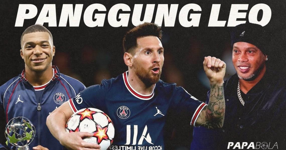 Messi Menunjukkan Kelasnya, Selamatkan PSG, Relakan Hattrick demi Mbappe — blogmatic