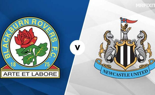 Blackburn Rovers Vs Newcastle United Live Stream Sportmargin