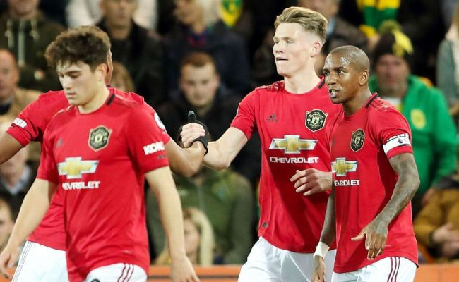 Manchester United Vs Norwich City Live Stream Live Score