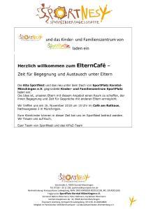 Einl Eltern Cafe 11 18