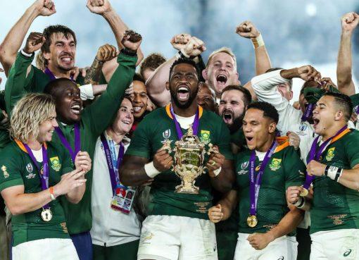 Rugby Championship: l'Afrique du Sud reste pour 10 ans