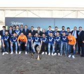 Movistar Inter agradece a su patrocinador el apoyo recibido