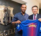 Éric Abidal se convierte en nuevo embajador del FC Barcelona