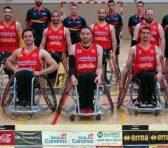 Comienza el Europeo en silla de ruedas en Tenerife