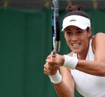 Garbiñe Muguruza ya está en cuartos de final de Wimbledon
