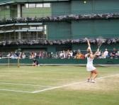 Garbiñe Muguruza se clasifica para la final de Wimbledon