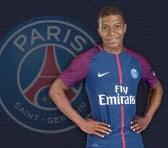 Mbappé, cedido al PSG