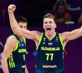 Eslovenia se corona campeona del Eurobasket
