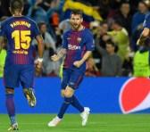 Barcelona vence a Olympiacos y encamina su pase a octavos de Champions