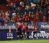 Osasuna vence al Albacete y se mantiene líder de la Liga 123