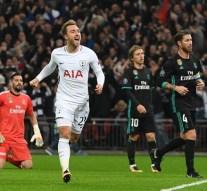 Real Madrid cae ante el Tottenham y pierde el liderato del grupo H de la UEFA Champions League