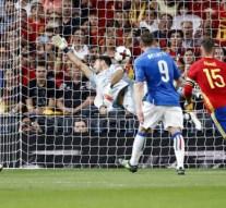 España empata ante Rusia en el último partido de la selección en 2017