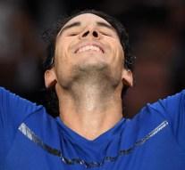 Rafa Nadal vence a Pablo Cuevas y asegura el número 1 del ranking ATP