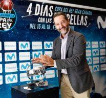Actividades que se organizarán con motivo de la Copa del Rey de baloncesto 2018