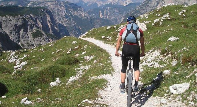 El cicloturismo gana adeptos en España