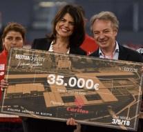 Fundación Mutua Madrileña y el Open de Tenis donan 50.000 euros para luchar contra la violencia de género
