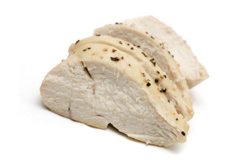 főzött csirke karcsúsító