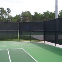 Teniszpálya kerítés