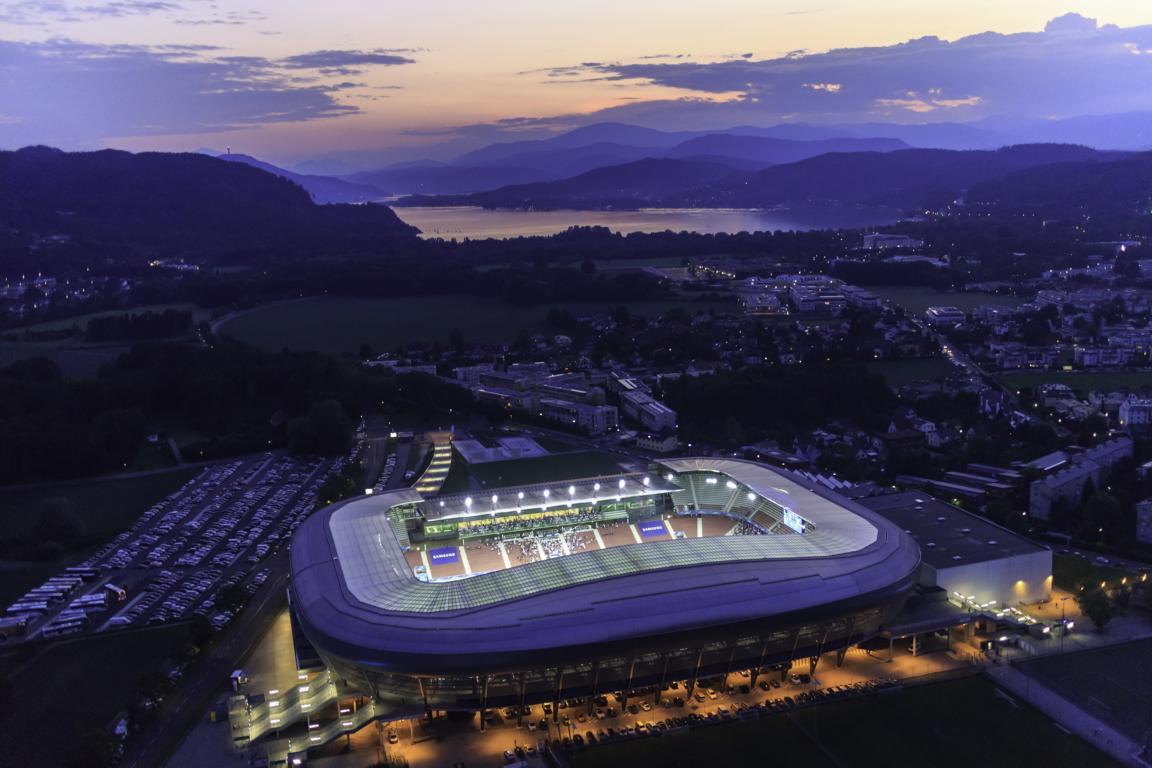 Wrthersee Stadium  Sportpark Klagenfurt