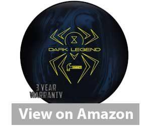Best Bowling Ball - Hammer Dark Legend Solid Bowling Ball Review