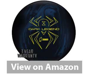 Best Bowling Ball - Hammer Dark Legend Solid Bowling Ball Review