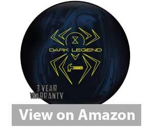 Hammer Dark Legend Solid Bowling Ball Review
