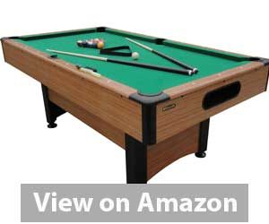 Best Pool Table - Mizerak Dynasty Space Saver Billiard Table Review