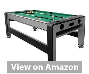 Best Pool Table - TriumphSwivel Multigame Table Review